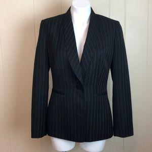 Le Suit Single Button Career Blazer Suit Jacket